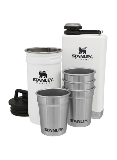 Stanley Adv Gıft Box Shot Gl St H.Grn-Flask-Eu Renkli